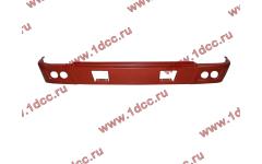 Бампер H красный самосвал металлический усиленный фото Барнаул