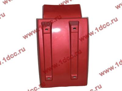 Брызговик передней оси правый H3 красный HOWO (ХОВО) WG1642230104 фото 1 Барнаул