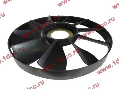 Вентилятор радиатора на гидромуфту d-640 H HOWO (ХОВО) VG2600060446 фото 1 Барнаул