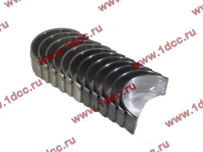 Вкладыши шатунные стандарт +0.00 (12шт) H2/H3 HOWO (ХОВО) VG1560030034/33 фото 1 Барнаул