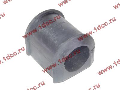 Втулка резиновая для заднего стабилизатора H2/H3 HOWO (ХОВО) 199100680067 фото 1 Барнаул