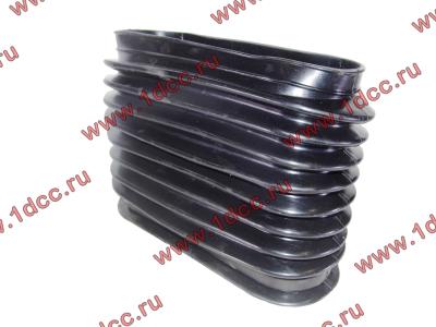 Гофра резиновая для отсекателя за кабиной H2/H3 HOWO (ХОВО) WG9725190008 фото 1 Барнаул