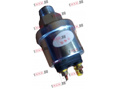 Датчик давления масла М18х1,5 H2 HOWO (ХОВО) VG1500090051 фото 1 Барнаул