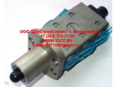 Клапан управления КПП (3+2 отв. под трубки) H2/H3,C,DF HOWO (ХОВО) F99660 фото 1 Барнаул