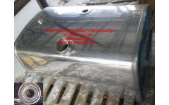 Бак топливный 400 литров алюминиевый F для самосвалов фото Барнаул