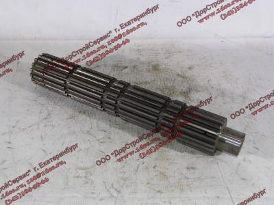 Вал вторичный КПП Fuller RT-11509 КПП (Коробки переключения передач) 18729 фото 1 Барнаул