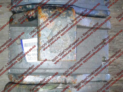 Кронштейн скольжения рессоры задней (Г-образный) H HOWO (ХОВО) WG9725520277 фото 1 Барнаул