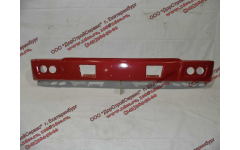 Бампер H красный самосвал металлический фото Барнаул