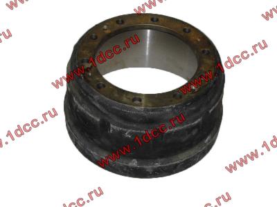 Барабан тормозной передний H2/H3 HOWO (ХОВО) AZ9112440001 фото 1 Барнаул