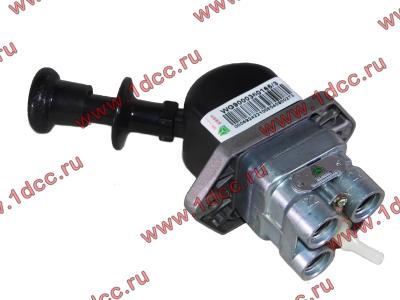 Кран стояночного тормоза в кабину H HOWO (ХОВО) WG9000360165 фото 1 Барнаул
