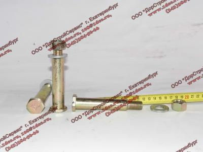 Болт крепления заднего стабилизатора с гайкой H2/H3 HOWO (ХОВО) WG80680029 фото 1 Барнаул