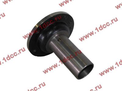 Крышка подшипника первичного вала КПП Fuller (d-60, D-165, h-165, 6 отв) КПП (Коробки переключения передач) JS180A-1701040-3 фото 1 Барнаул