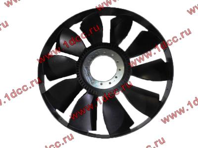 Вентилятор радиатора на гидромуфту d-590 H HOWO (ХОВО) VG1500060047 фото 1 Барнаул