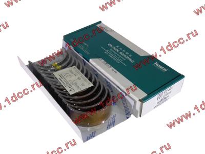 Вкладыши шатунные ремонтные +0,25 (12шт) H2/H3 HOWO (ХОВО) VG1560030034/33 фото 1 Барнаул