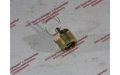 Клапан перепускной ресивера (сброса конденсата) M18-20 (конусная) H