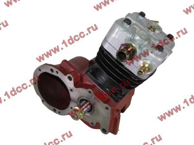 Компрессор пневмотормозов 1 цилиндровый H HOWO (ХОВО) AZ1560130070 фото 1 Барнаул