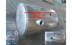 Бак топливный 380литров круглый H2/H3 фото Барнаул