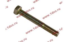 Болт M10х85 крепления корзины сцепления к маховику H2/H3 фото Барнаул