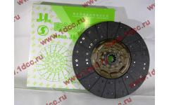 Диск сцепления ведомый 420 мм H2/H3 фото Барнаул