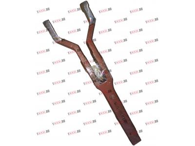 Вилка выжимного подшипника 430 H HOWO (ХОВО) JS180-1601021-2 фото 1 Барнаул