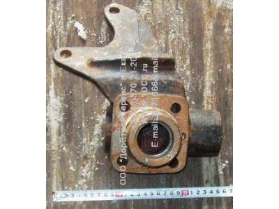 Кронштейн передней тормозной камеры правый H HOWO (ХОВО) AZ9100410036 фото 1 Барнаул