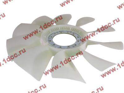 Вентилятор радиатора (на гидромуфту) без кольца d-590 H HOWO (ХОВО) 61500060131 фото 1 Барнаул