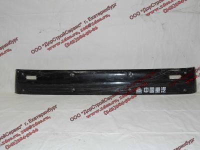 Козырек солнцезащитный стандартной и длинной кабины H HOWO (ХОВО) WG1642870231 фото 1 Барнаул
