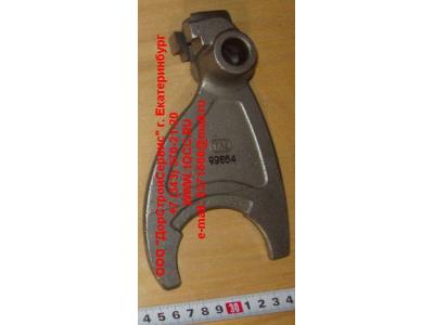 Вилка переключения пониженной передачи-заднего хода H2/H3 КПП (Коробки переключения передач) F99664 фото 1 Барнаул