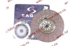 Диск сцепления ведомый 420 мм SAGES H2/H3 фото Барнаул