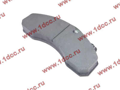 Колодка тормозная H A7 дисковые тормоза HOWO A7 WG9100443050 фото 1 Барнаул
