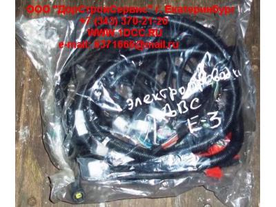 Жгут электропроводки двигателя H3 HOWO (ХОВО)  фото 1 Барнаул
