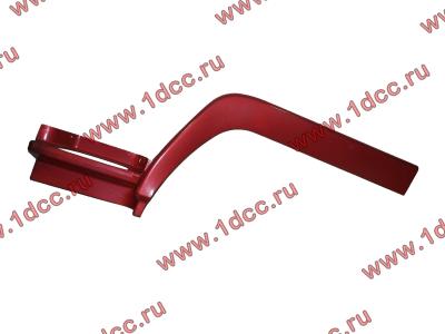 Крыло кабины со спальником левое красное H2 HOWO (ХОВО) WG1642230012 фото 1 Барнаул