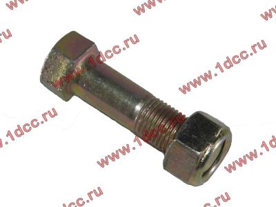 Болт M12х40 карданный с гайкой H2/H3 HOWO (ХОВО)  фото 1 Барнаул