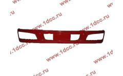 Бампер F красный пластиковый для самосвалов фото Барнаул