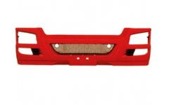 Бампер H'2011 красный самосвал H3 фото Барнаул