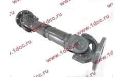 Вал карданный межосевой L-665, d-165 , 8 отв. H2/H3 фото Барнаул