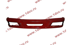 Бампер FN2 красный самосвал для самосвалов фото Барнаул