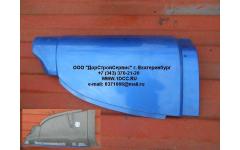 Обтекатель кабины левый HANIA синий фото Барнаул