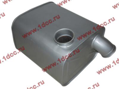 Глушитель квадратный H HOWO (ХОВО) WG9725540002 фото 1 Барнаул