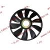 Вентилятор радиатора на гидромуфту d-640 H HOWO (ХОВО) VG2600060446 фото 2 Барнаул