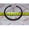Кольцо стопорное d- 85 сайлентблока реактивной штанги H HOWO (ХОВО)  фото 2 Барнаул
