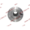Крышка подшипника первичного вала КПП Fuller (d-60, D-165, h-165, 6 отв) КПП (Коробки переключения передач) JS180A-1701040-3 фото 2 Барнаул