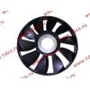 Вентилятор радиатора на гидромуфту d-590 H HOWO (ХОВО) VG1500060047 фото 2 Барнаул