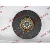 Диск сцепления ведомый 420 мм H2/H3 HOWO (ХОВО) WG1560161130 фото 2 Барнаул