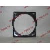 Диффузор радиатора 290 л.с. (вентилятор d-590)  H HOWO (ХОВО) AZ9725533037 фото 2 Барнаул