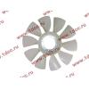 Вентилятор радиатора (на гидромуфту) без кольца d-590 H HOWO (ХОВО) 61500060131 фото 2 Барнаул