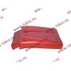 Брызговик передней оси правый H3 красный HOWO (ХОВО) WG1642230104 фото 3 Барнаул