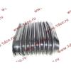 Гофра резиновая для отсекателя за кабиной H2/H3 HOWO (ХОВО) WG9725190008 фото 3 Барнаул