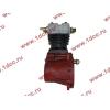 Компрессор пневмотормозов 1 цилиндровый H HOWO (ХОВО) AZ1560130070 фото 3 Барнаул