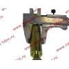 Болт крепления переднего стабилизатора с гайкой H2/H3 HOWO (ХОВО) 199100680069 фото 3 Барнаул